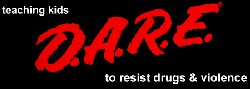 Click to visit the D.A.R.E. website